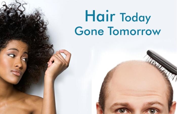 hair goes